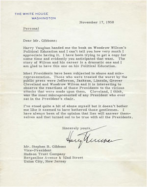 president truman and his policies essay